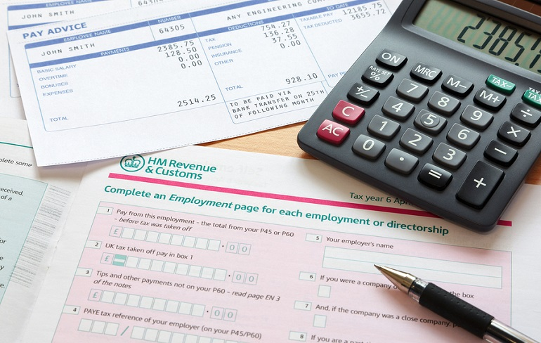 High Income Child Benefit Charges
